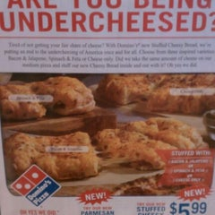 Photo taken at Domino's Pizza by JillShannon D. on 1/13/2012