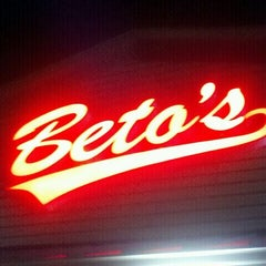 Photo taken at Beto's Pizza & Restaurant by Charles B. on 9/23/2011