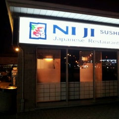 Photo taken at Ni-Ji Japanese Restaurant by Roberto C. on 12/10/2011