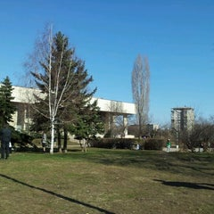 Photo taken at Парк Хиподрума by Enna P. on 3/18/2012