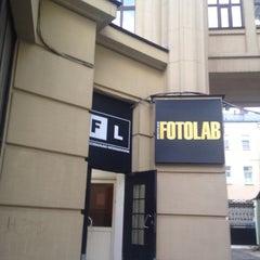 Photo taken at Fotolab by Igor B. on 6/19/2012