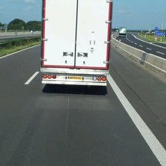 Photo taken at A 61 by Enrico H. on 8/16/2012