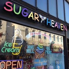 Photo taken at Sugar Heaven by Eric A. on 6/14/2012