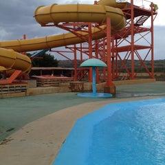 Photo taken at Bucanero Park by Gabriel I. on 7/23/2012