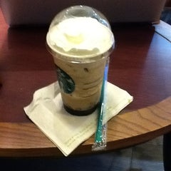 Photo taken at Starbucks Coffee by Stephanie A. on 10/9/2011
