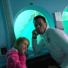 Photo taken at Catalina Semi-submersible Undersea Tour by Sveta D. on 6/17/2012