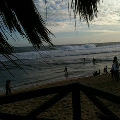 Photo taken at Pantai Indrayanti by Adrianus F. on 6/2/2012
