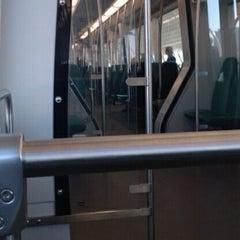 Photo taken at Metrostation Spijkenisse Centrum [C, D] by Paulette on 10/14/2011