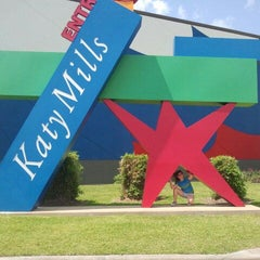 Photo taken at Katy Mills by Kristina M. on 4/28/2012