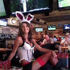 Photo taken at Twin Peaks Restaurant by Robin V. on 4/7/2012
