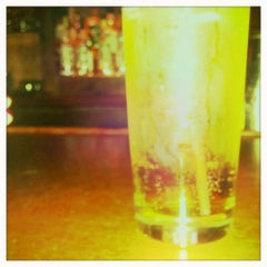 Photo taken at Red Sky Bar & Lounge by Sonya P. on 8/13/2011
