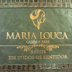 Photo taken at Maria Louca Casa de Pães by Luciana R. on 4/15/2012