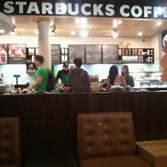 Photo taken at Starbucks by Lauren L. on 9/14/2011