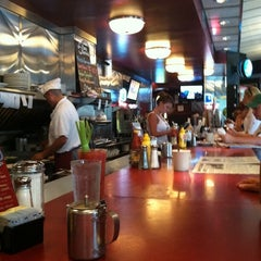 Photo taken at Salt & Pepper Diner by Aaron S. on 7/16/2011