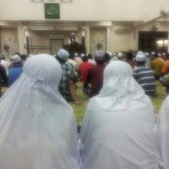 Photo taken at Surau Al Ikhwan by Win on 8/15/2012