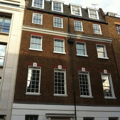 Photo taken at Former Apple Records Savile Row HQ by William F. on 3/10/2012
