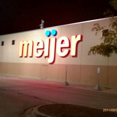 Photo taken at Meijer by Eric L. on 9/3/2011