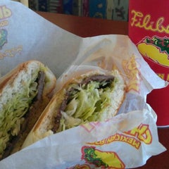 Photo taken at Filiberto's Mexican Food by Prosperous J. on 10/15/2011