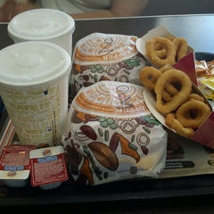 Photo taken at Burger King by Marco M. on 12/14/2011