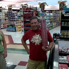 Photo taken at Piggly Wiggly by Sara C. on 7/4/2011