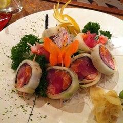 Photo taken at Osaka Japanese Steak And Sushi by Jimmy M. on 12/17/2011