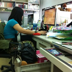 Photo taken at ศิลปกรรมชั้น4 เฮฮาปารตี้ by Panda P. on 1/21/2012