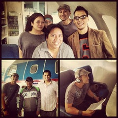 Photo taken at Radio A 96.7 FM by Michaelangelo M. on 6/13/2012
