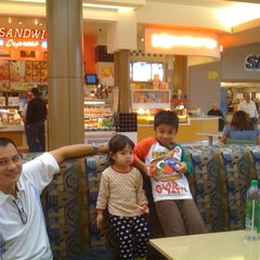Photo taken at Food Court Westminster Mall by Kong T. on 4/25/2012