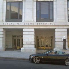 Photo taken at U.S. Bureau of Labor Statistics by Nick N. on 10/9/2011