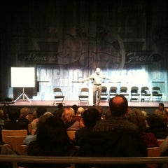 Photo taken at Woolly Mammoth Theatre Company by Brian F. on 3/12/2012