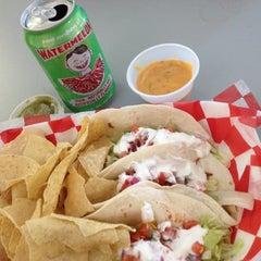 Photo taken at Zoca: Taco + Burrito Truck by TJ K on 8/11/2012