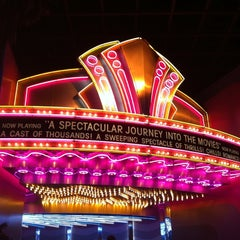 Photo taken at The Great Movie Ride by Michele B. on 5/22/2012