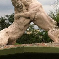 Das Foto wurde bei Page Museum at the La Brea Tar Pits von Karlyn F. am 9/5/2012 aufgenommen