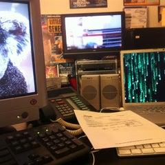Photo taken at Cinema Libre Studio by frenchmaidrobot on 6/21/2012