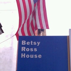 Photo taken at Betsy Ross House by Andrew A. on 11/13/2011