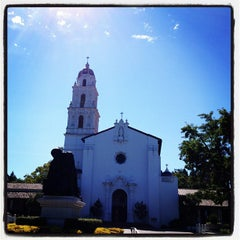 Photo taken at Saint Mary's College of California by Justin B. on 8/10/2012
