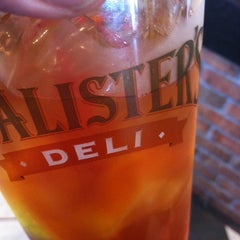 Photo taken at McAlister's Deli by Tony M. on 5/17/2012
