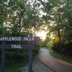 Photo taken at Applewood Hills Greenbelt by Anil P. on 5/21/2012