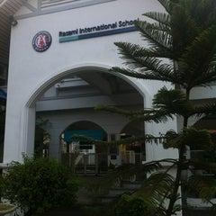 Photo taken at Rasami International School by MadFroG on 2/10/2012
