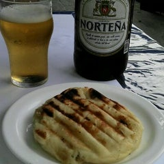 Photo taken at Parrilla Argentina by Fernando R. on 11/19/2011