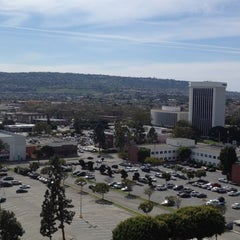 Photo taken at Torrance Marriott South Bay by Jenae W. on 2/17/2012