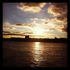 Photo taken at NY Waterway Ferry Terminal Midtown by Krista K. on 9/5/2012