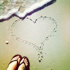 Photo taken at Bonita Beach by Ali on 1/25/2012