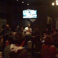 Photo taken at Mercury Lounge by Christina L. on 7/14/2012