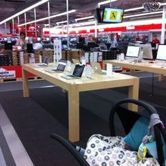 Photo taken at Media Markt by Annemijn .. on 7/17/2012