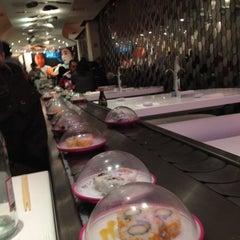 Photo taken at Pink Sushiman by Eugenio M. on 2/18/2012