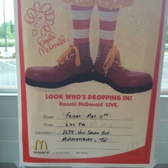 Photo taken at McDonald's by Tye M. on 4/30/2012