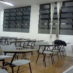 Photo taken at Faculdades Oswaldo Cruz by Mariane M. on 3/12/2012
