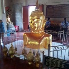 Photo taken at วัดพระทอง (หลวงพ่อพระผุด) (Wat Phra Thong) by 'Nc S. on 8/11/2012