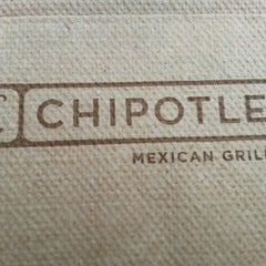 Photo taken at Chipotle Mexican Grill by Ian K. on 8/25/2012